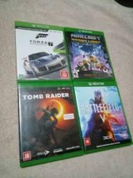 Jogos bem conservados do Xbox one
