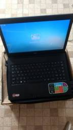 Notebook 500 hd  positivo s 1620