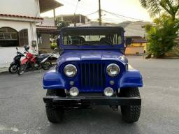 Jeep Willys 1979