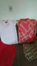 130 blusa nova 10 cada nova