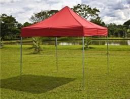 Tenda Sanfonada 3x3 Nylon/Emborrachada