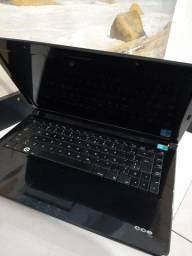 Notebook Win Core i3, 4gb E HD 500gb, garantia, ótimo para programas, aulas online, jogos