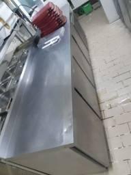 Freezer verticall
