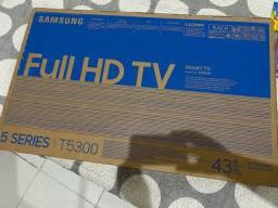 TV smart 43 lacrado