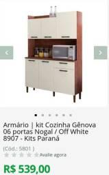 Armário de cozinha $400
