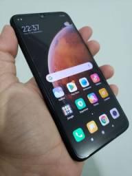 Xiaomi Note 7 4/64gb Black conservado completo Troco ou vendo