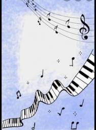 Aulas de música..