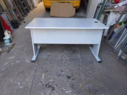 Mesas de escritorio cor branca super barato apenas 100,00