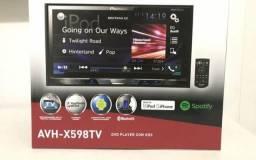 Vende-se DVD 2 Din Pioneer 598 tv