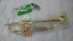 Trompete Weingrll & Nirschl WNTR1-43 Sib (Bb) - Novo - Aceito trocas / Parcelo 12x