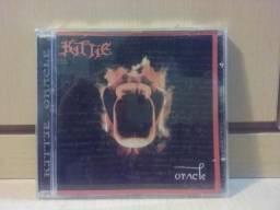 CD Kittie Orackle Segundo Disco