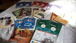 Kit de livros Colégio ALUB 7 ano
