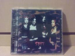 CD Kittie Spit- Primeiro disco