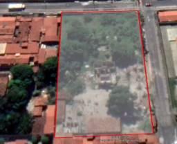 Fortaleza - Parangaba/Maraponga - Lindo terreno de esquina 4.000 m2