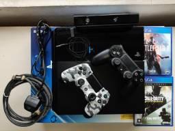 PS4 USADO ( 2 controles/2jogos/câmera/headset/cooler) comprar usado  João Pessoa