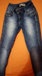 Calças tamanho 38 femininas