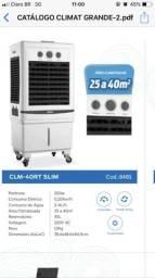 Climatizador, Marca Climat. 6 meses de garantia