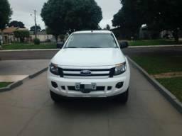 Ford Ranger branca 2015/2016 - 2015