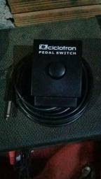 Pedal switch ciclotron