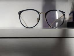 ea3435b7142bc Armação para óculos de grau - Retrô