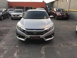 Honda Civic Ex 2.0 Aut (Tiptronic) 2017 - Revisões na Concessionária - Unico Dono! - 2017