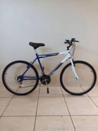 Bicicleta bike Nova aro 26 azul