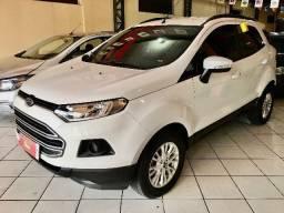 Ford Ecosport 1.6 SE (Entrada: R$ 4.500)