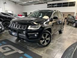 Jeep Compass 2.0 Diesel 4x4 Longitude 2017 Diesel!! IMPECÁVEL