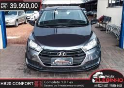 Hyundai HB20 1.0 Confort 12V Flex 4P Manual