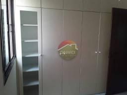 Apartamento com 3 dormitórios para alugar, 98 m² por R$ 1.700,00/mês - Santa Cruz do José