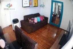 Apartamento com 2 dormitórios, 41 m² - venda por R$ 177.900 ou aluguel por R$ 890/mês - Ág