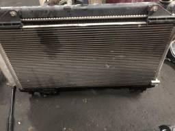 Título do anúncio: Kit radiador condensador Honda wrv automático