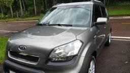 Kia soul 1.6 automatico - 2012