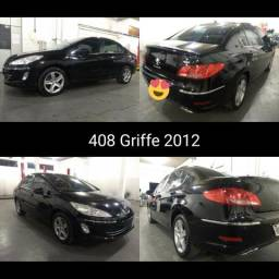 408 griffe 2012 - 2012