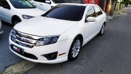 Ford Fusion 2011 com teto e multimídia ipva 2020 pago - 2011