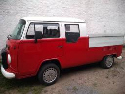 Kombi diesel cabine dupla - 1982