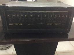 Vendo amplificador wattsom