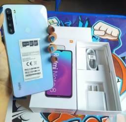 Xiaomi Note 8 64gb dual chip branco Novo