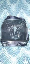 Bolsa/lancheira termica do homem aranha