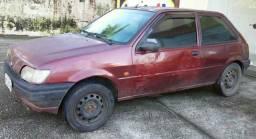 Ford Fiesta 95 2 portas 1.3 dir. hidráulica Vendo e faço rolo chama!!!!! - 1995