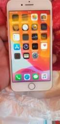 Iphone 8 dourado lindo
