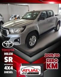 Toyota Hilux SR zero km 2019/20 - 2020