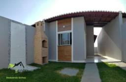 Casa com 2 dormitórios à venda, 72 m² por R$ 121.999 - Jabuti - Itaitinga/CE