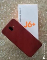 GALAXY J6+ PLUS NOVO 32GB Tela 6 Polegadas