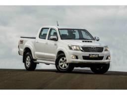 Toyota Hilux CD 3.0 4X4 SRV AUT. - 2015