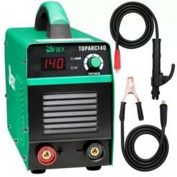 Máquina De Solda Inversora Eletrodo - TopArc 140 - Bivolt - 140a - BRAX