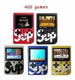 Game box retrô 400 jogos