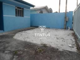 Casa com 2 dormitórios para alugar, 40 m² por r$ 350/mês - guarituba - piraquara/pr