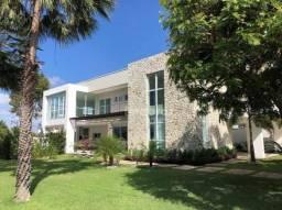 Alphaville Eusébio, Casa com 4 dormitórios à venda, 420 m² por R$ 2.100.000 - Pires Façanh