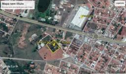 Área de 6740 m² em Trindade